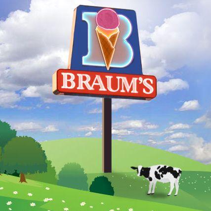 Braums Ice Cream & Dairy Store