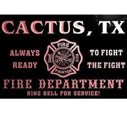 Cactus Fire Department