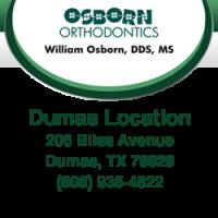 Osborn Orthodontics Dumas