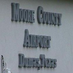 Moore County Regional Airport