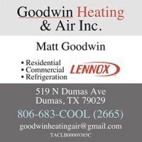 Goodwin Heating & Air Inc.